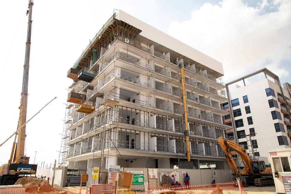 Binghatti West Dubai property on track for 2019 delivery