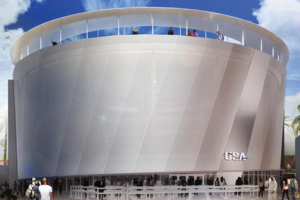 Expo 2020 Dubai's US Pavilion eyes mid-2019 groundbreaking