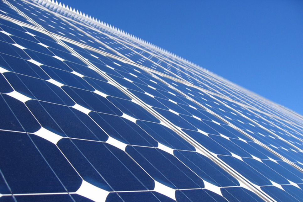 Saudi Arabia power firm invests in robotic solar panel cleaning tech
