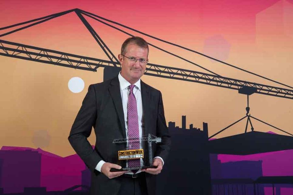 CW Awards 2018: Al Naboodah wins Sustainability Initiative of the Year