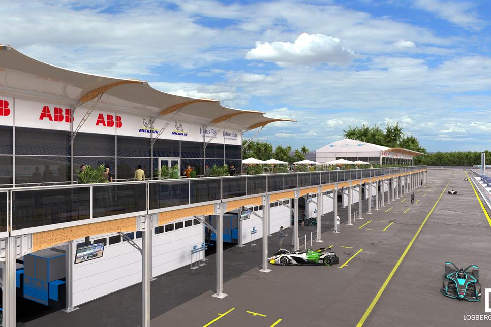 Riyadh City Race Circuit contract awarded for Grand Prix in Saudi