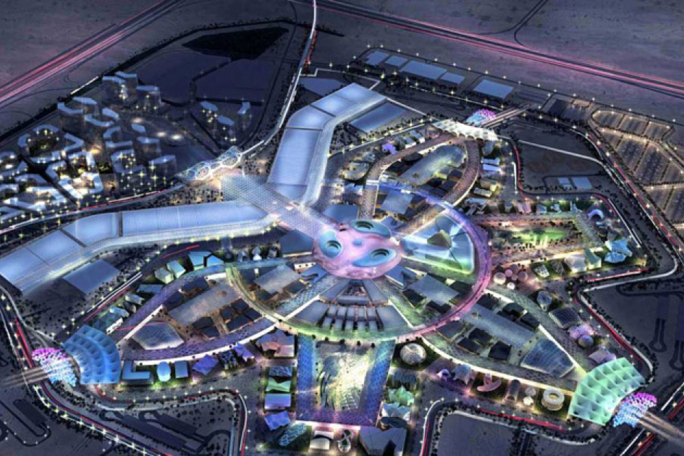 Siemens starts Expo 2020 Dubai site work with smart cities focus