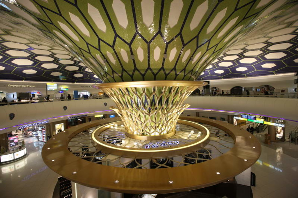 Abu Dhabi Airports wraps up airfield lighting system upgrade