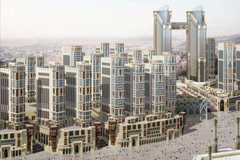 Saudi developer Jabal Omar raises $135m sukuk from Dubai's Shuaa