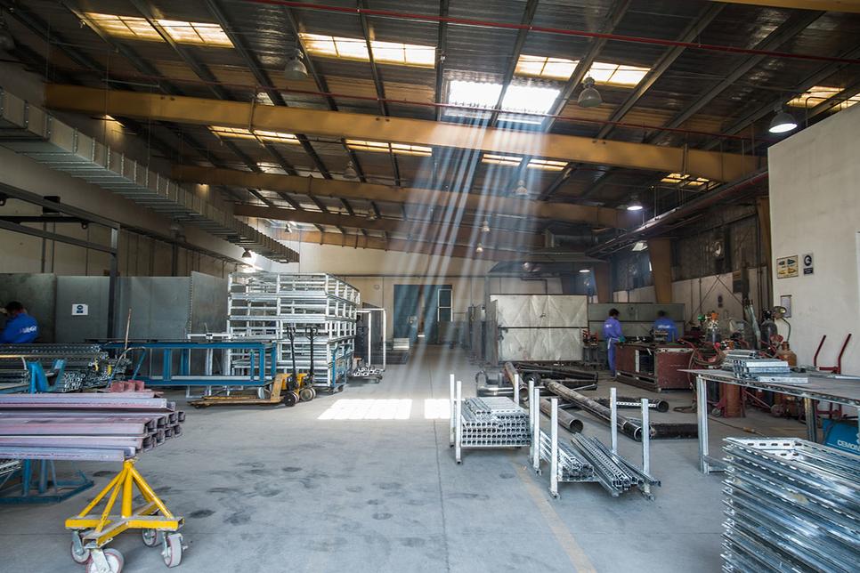 Inside a Dubai MEP company's modular design factory in Jebel Ali