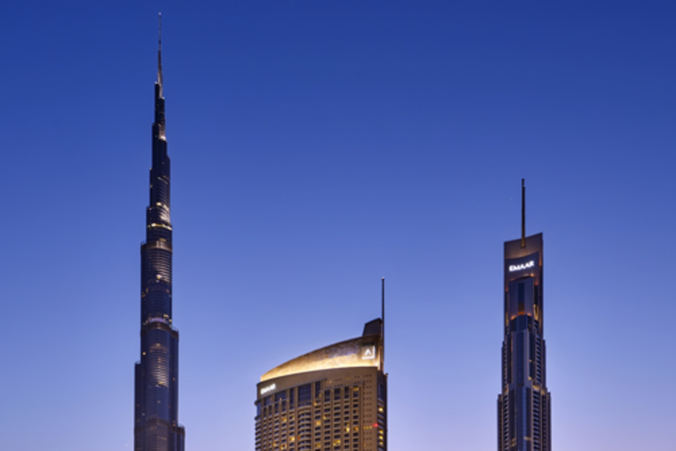 Sale of Emaar's $598m Dubai hotels to Abu Dhabi firm completed