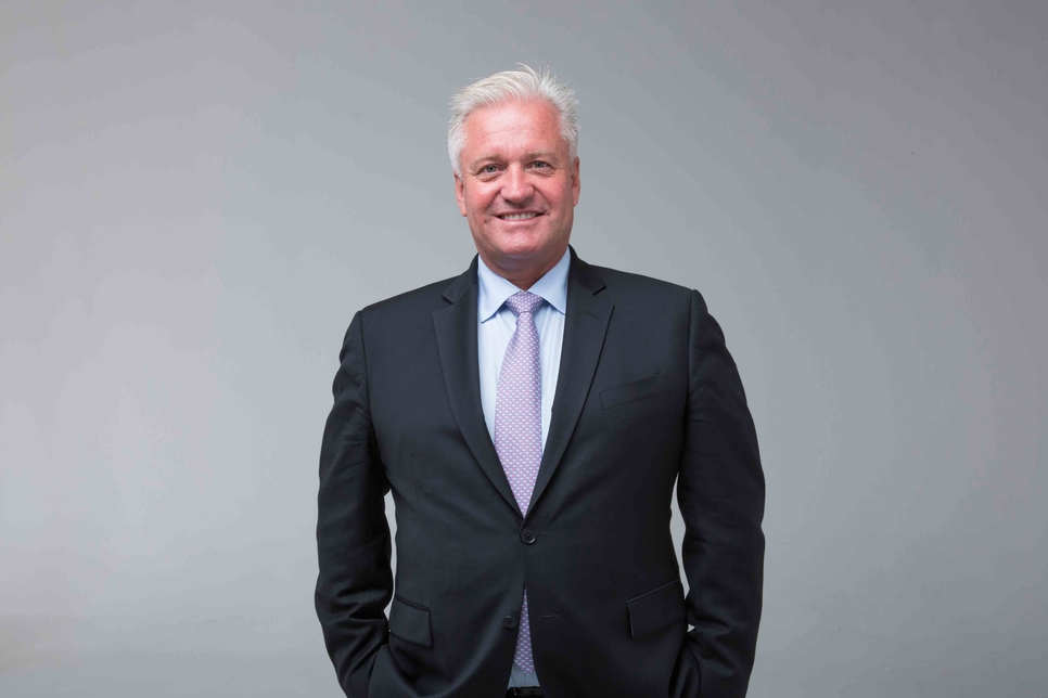 UAE's Arabtec names acting group CEO as Hamish Tyrwhitt steps down