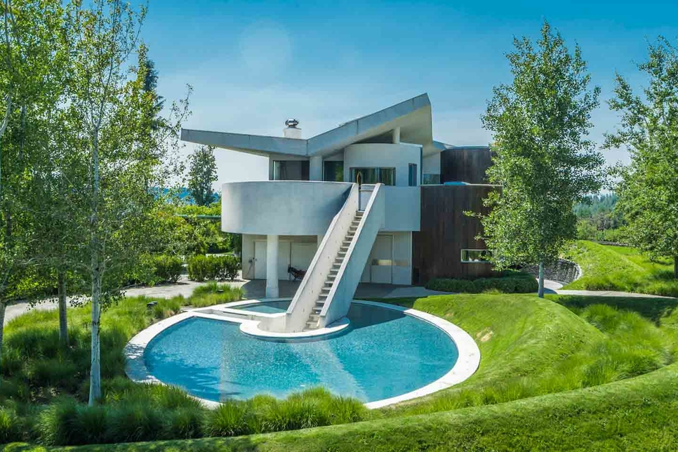 For sale: American mansion of diamond group De Beers' heiress