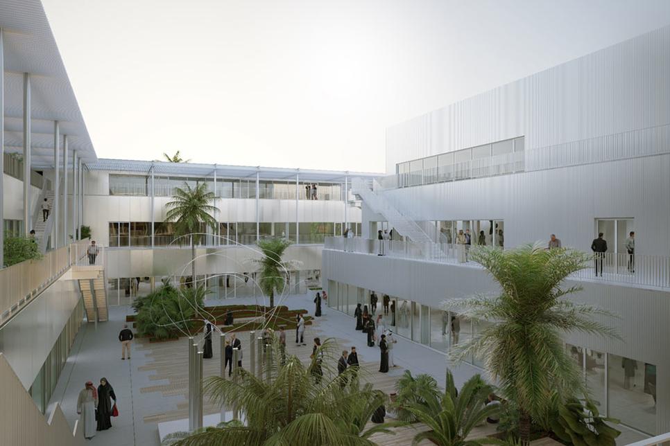 Architects invited to design Art Jameel's cinema in Saudi Arabia
