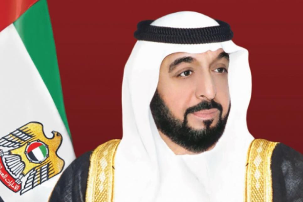 Sheikh Khalifa establishes Dept. of Municipalities and Transport