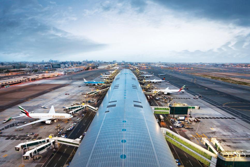 The world's busiest airport, Dubai's DXB, is banning single-use plastics