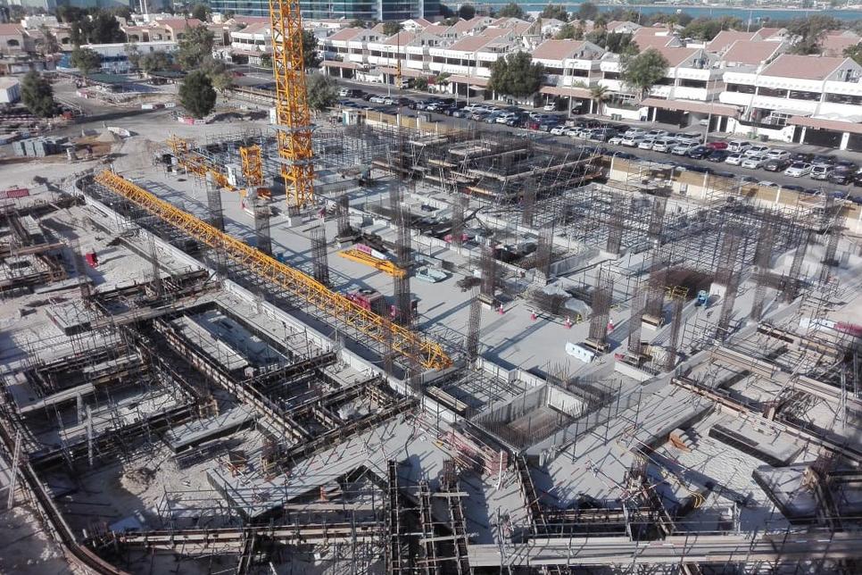 Imkan says Abu Dhabi's Sheikha Fatima Park to complete in Q4 2019