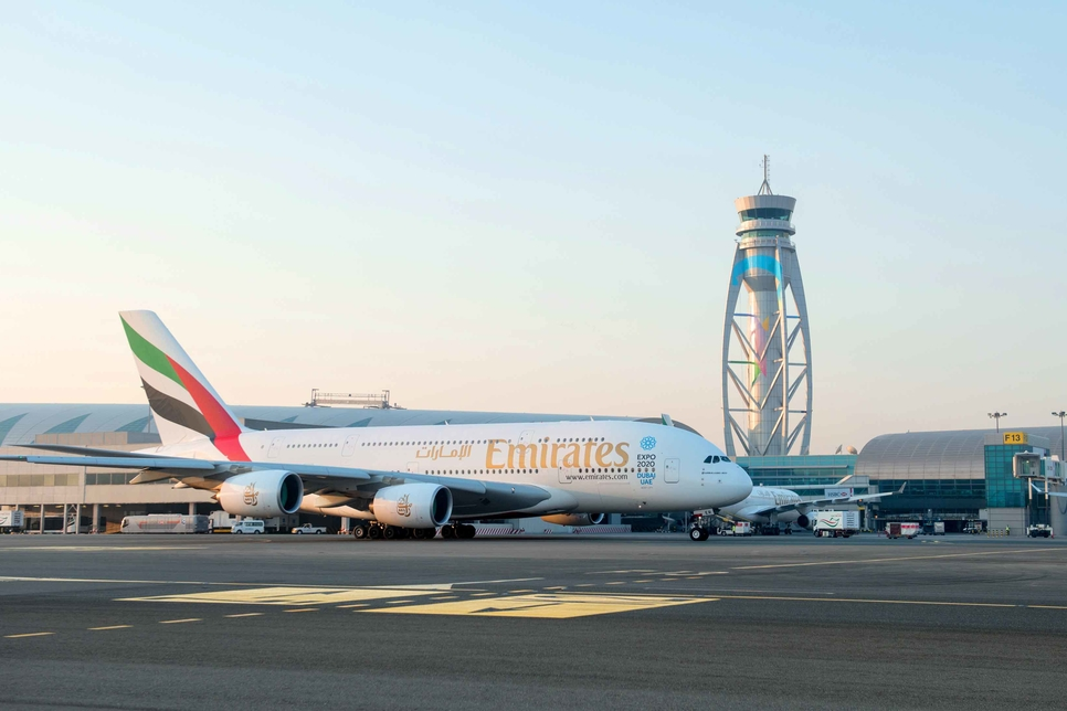 DXB remains 'busiest airport' with traffic of 86.4 million in 2019