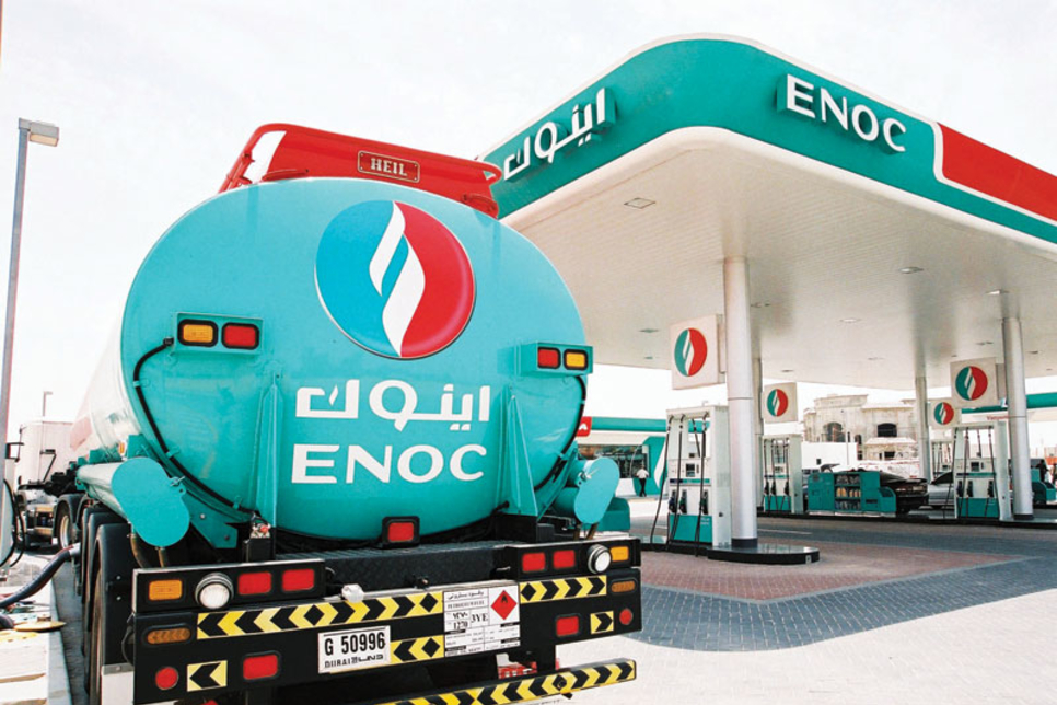 ENOC follows daily cleaning, sterilisation for 136 stations