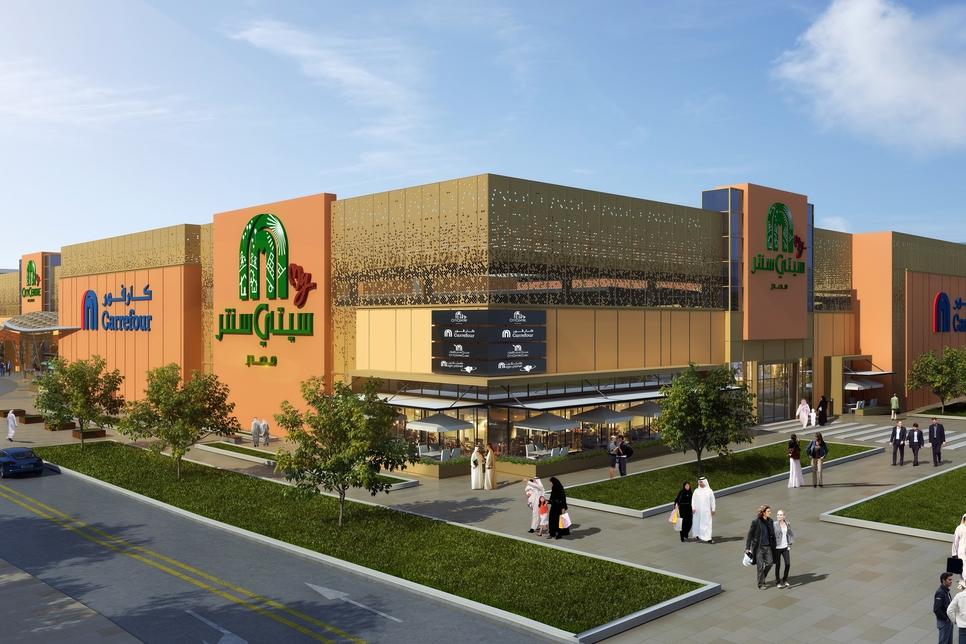 Majid Al Futtaim's first mall in Abu Dhabi set for Q2 2019 launch