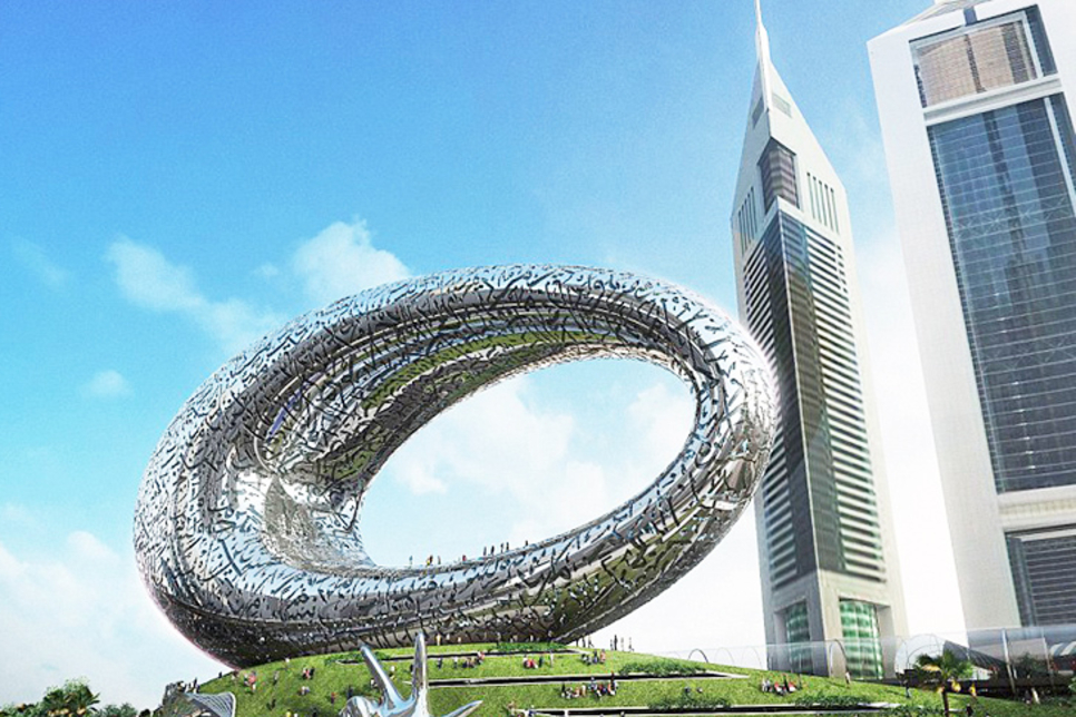 Dewa to build 4,000MW solar plant for Dubai's Museum of the Future