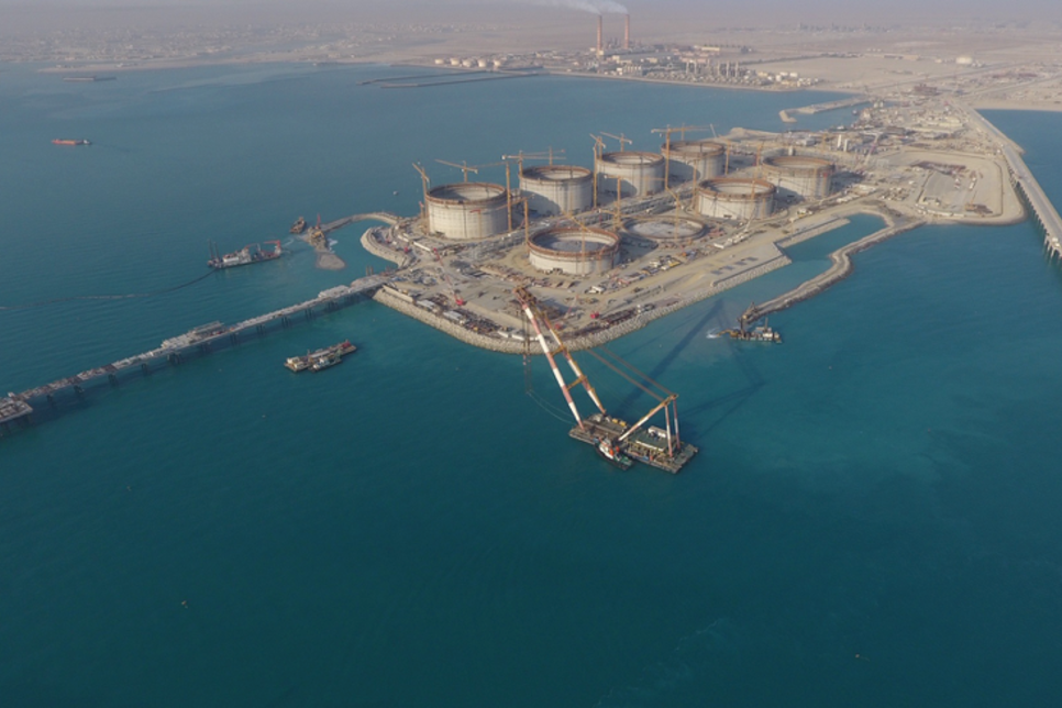 Kuwait's $27bn Al-Zour complex notes 80% completion of oil refinery