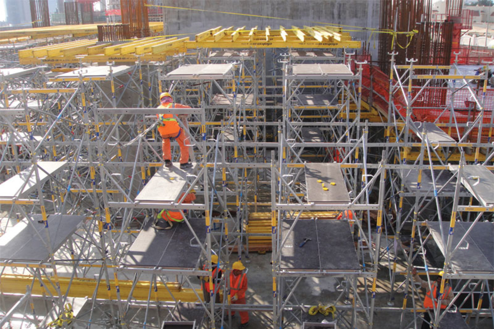 Formwork tech finds takers as building contractors seek efficiency