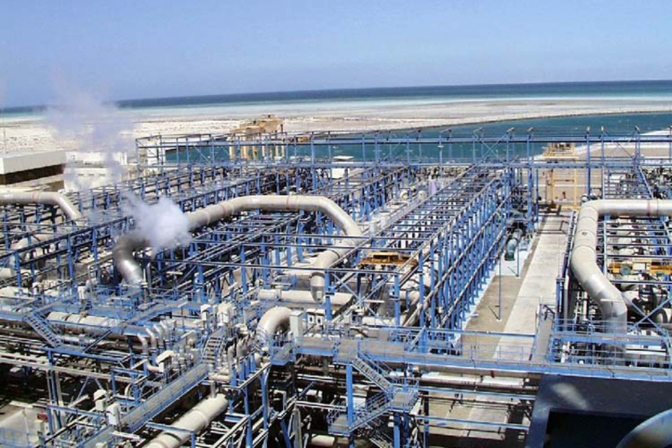 Golden Rays Electromech building Kuwait's Doha East power, desal hub