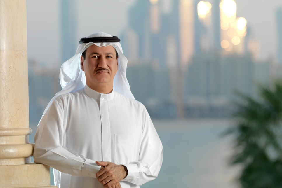 2020 CW Power 100: DAMAC Properties' Hussain Sajwani at No. 27