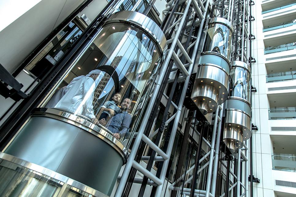 Lift-maker Kone opens Dubai distribution centre to cut downtime