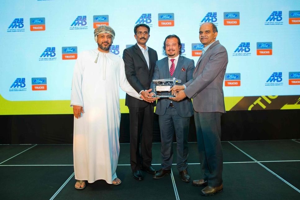 CW Oman Awards 2019: Duqm Airport lands infrastructure prize