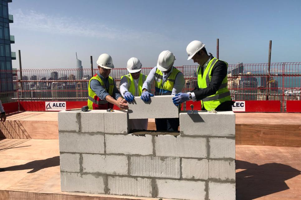 ALEC tops out Select Group's Jumeirah Living in Dubai Marina