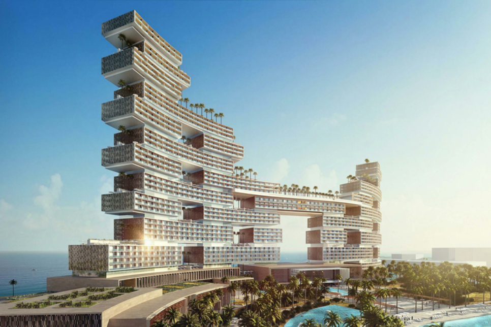Empower connects district cooling plant to Dubai's Royal Atlantis
