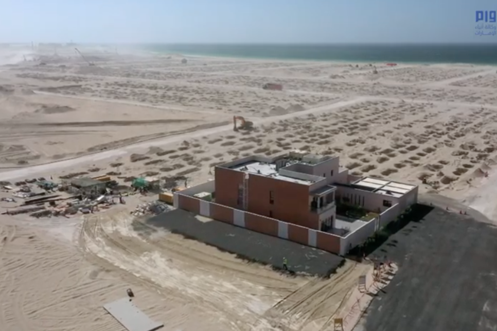 VIDEO: Musanada's $354m Mirfa Beach homes in Abu Dhabi advance