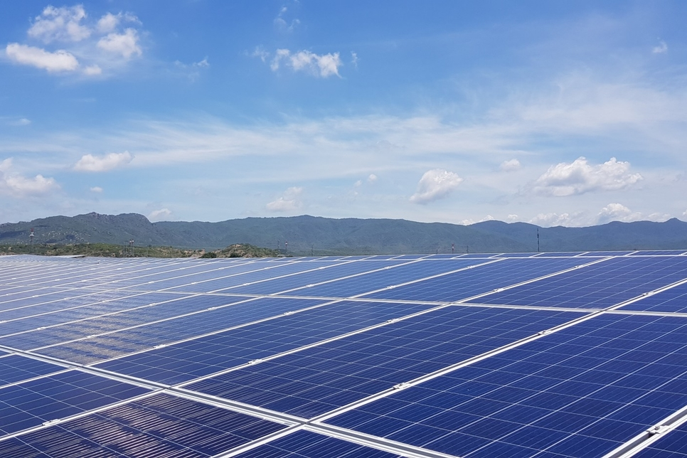 Acwa Power, Fecon's $58m Vinh Hao 6 solar plant ready in Vietnam