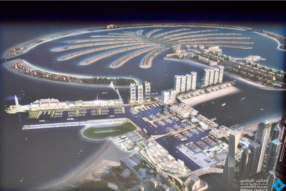 Kier wins contract for Dubai Harbour infrastructure