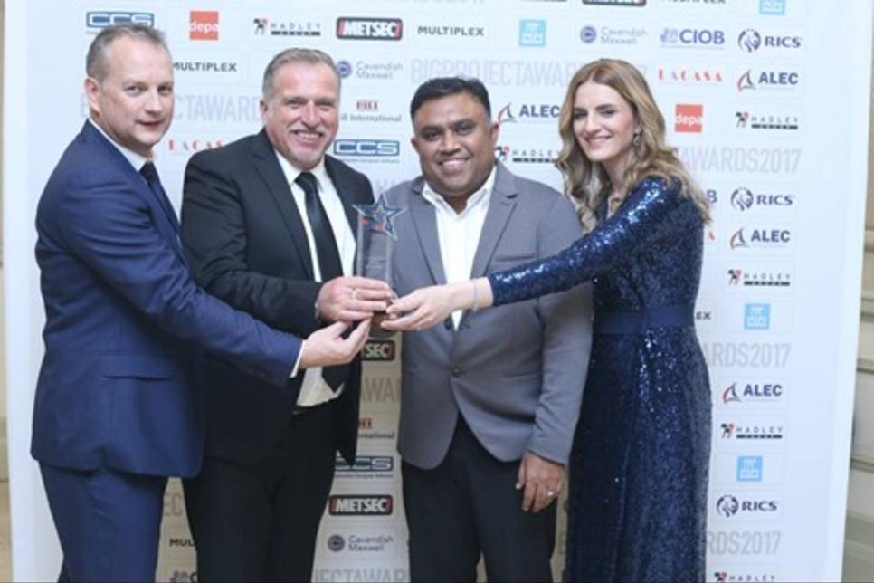 Robert Davies confirmed as MD of Dubai's Depa Interiors