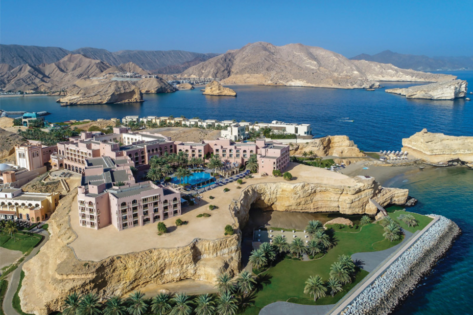 Shangri-La Hotels eyes Saudi Arabia expansion with Riyadh, Red Sea