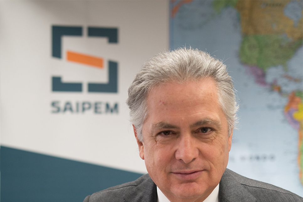 Stefano Cao: Saudi Aramco wins boost Saipem's natural gas focus