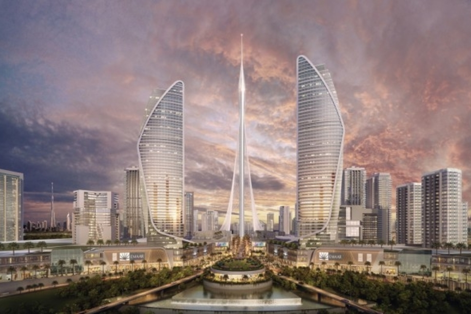 Yu Tao: China's CSCEC ME 'actively involved' in Dubai Creek Tower bid