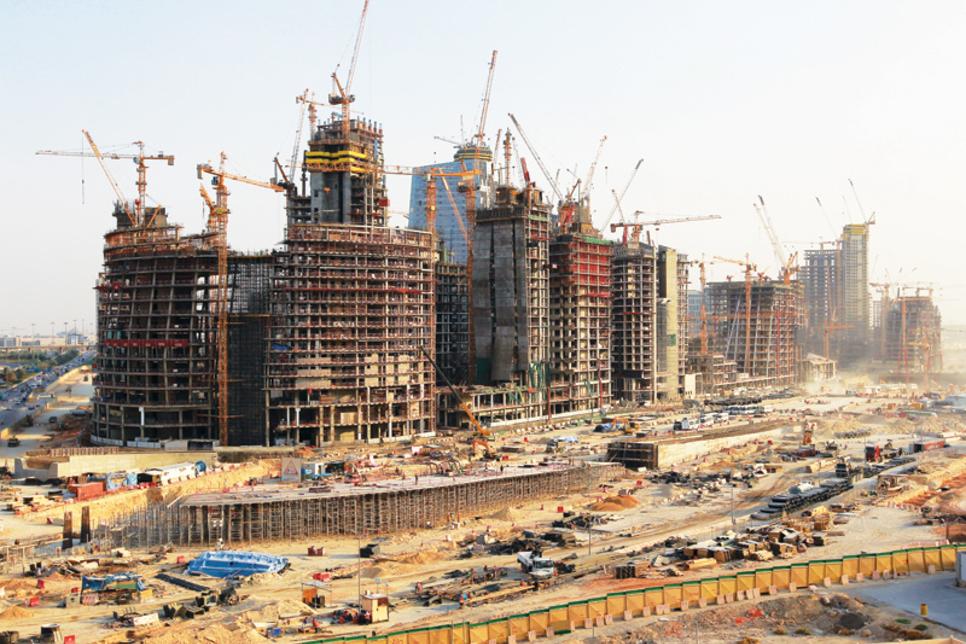 Saudi Arabia contractor Al-Khodari presents restructuring plan