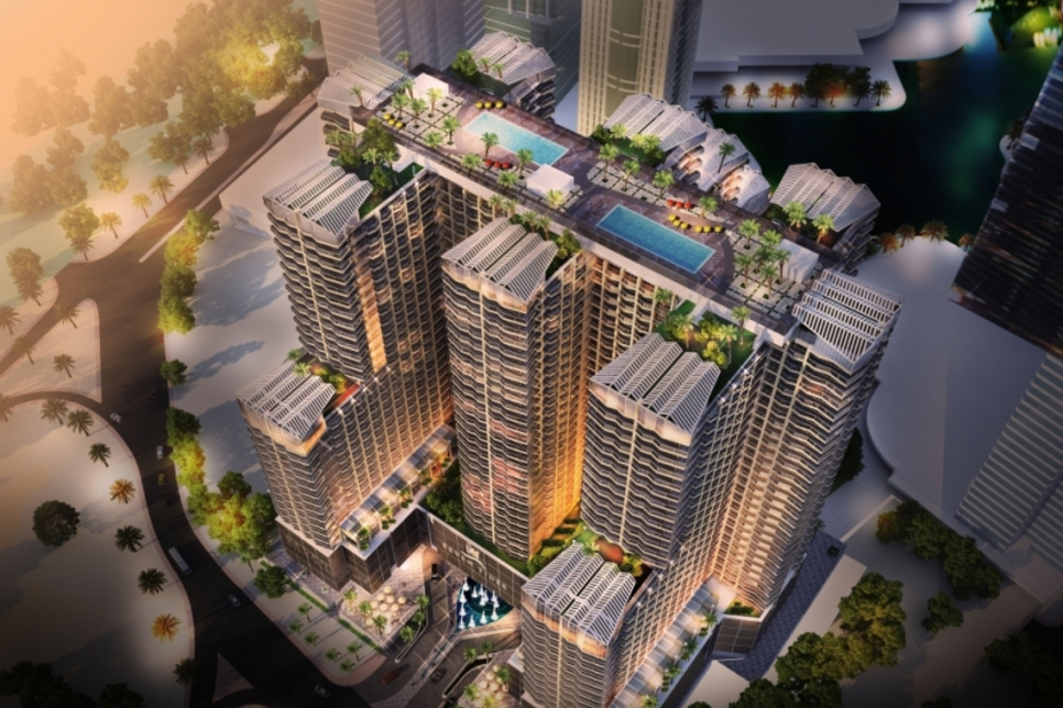 Indians top buyers of Seven Tides' $272m Se7en City JLT homes