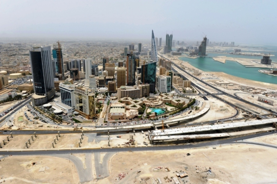 Boskalis wins $78m contract for Bahrain's North Manama Causeway
