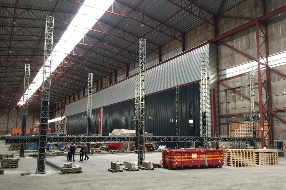 VIDEO: Cobod set to ship world's largest 3D printer to Saudi Arabia