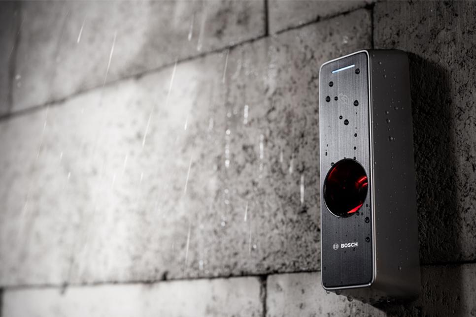 Bosch develops biometric fingerprint reader for buildings