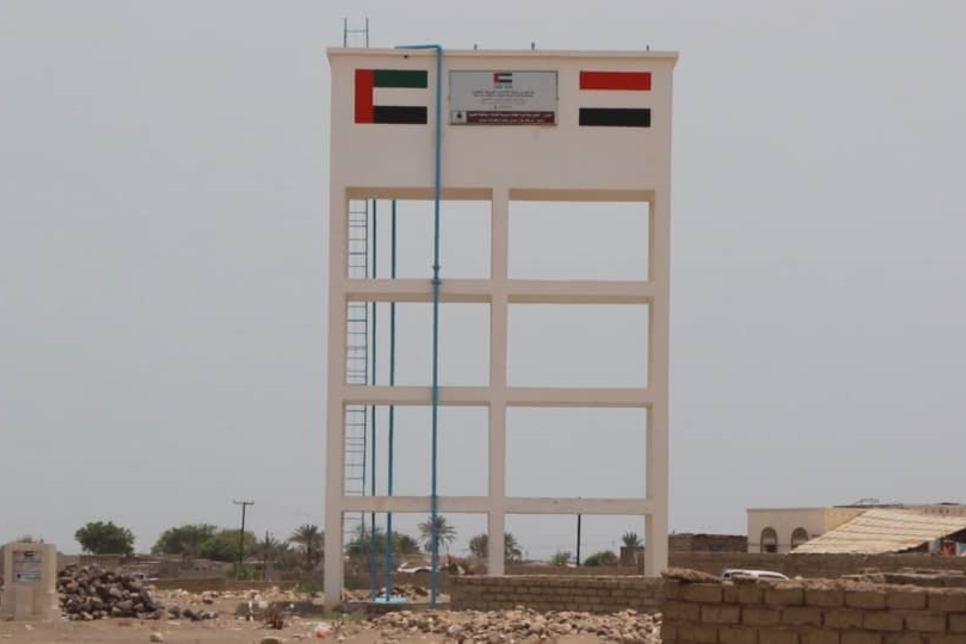UAE's water project in Yemen's Qataba to benefit 2,000 families