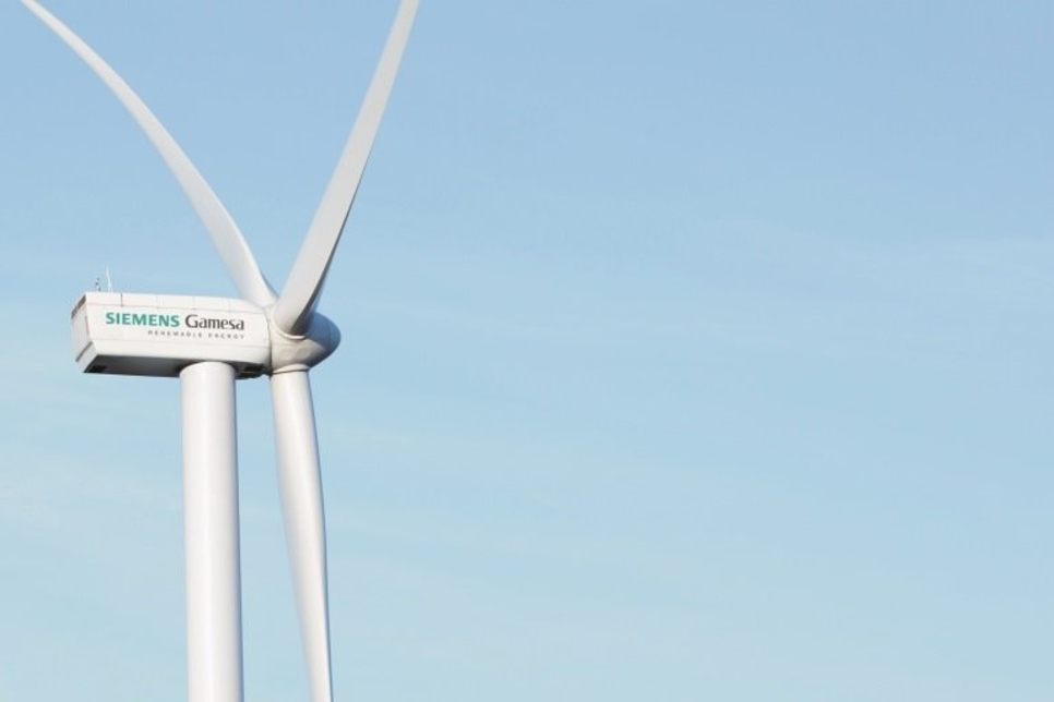 Siemens Gamesa, Alfanar to supply wind turbines in India's Gujarat