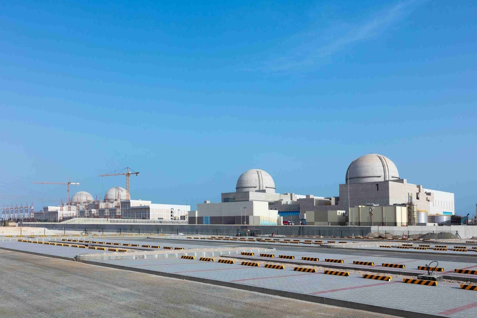 "UAE's Barakah Nuclear Energy Plant makes ""history"" in the Arab world"