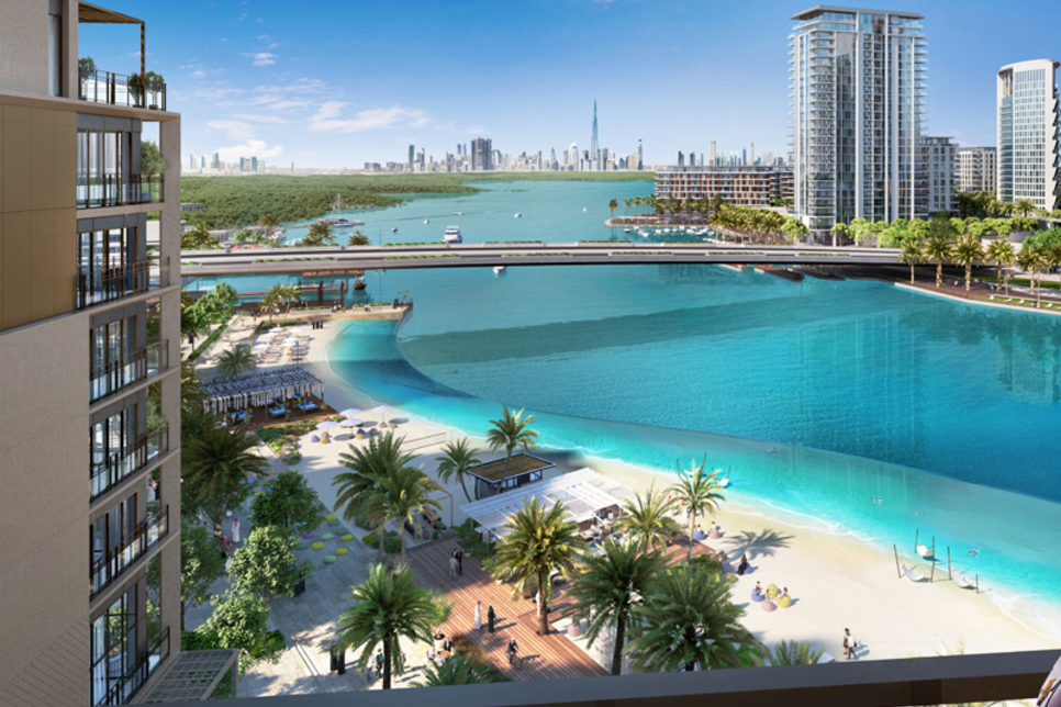 SSH notes growth on Emaar's Sunset homes at Creek Beach District