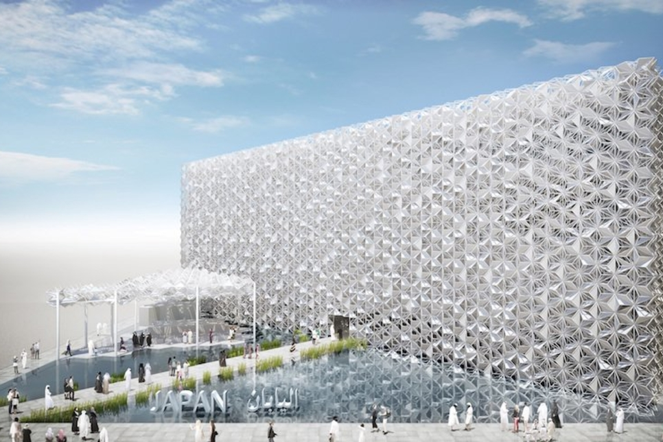 Obayashi Mideast begins work on Expo 2020 Dubai's Japan Pavilion