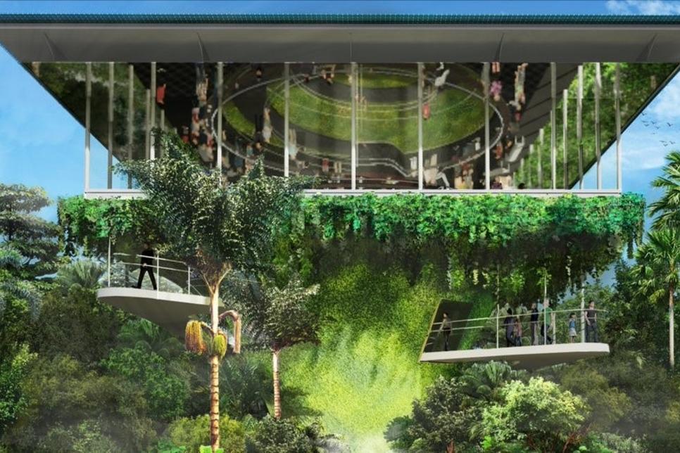 VIDEO: Inside Expo 2020 Dubai's 1,550m2 Singapore Pavilion