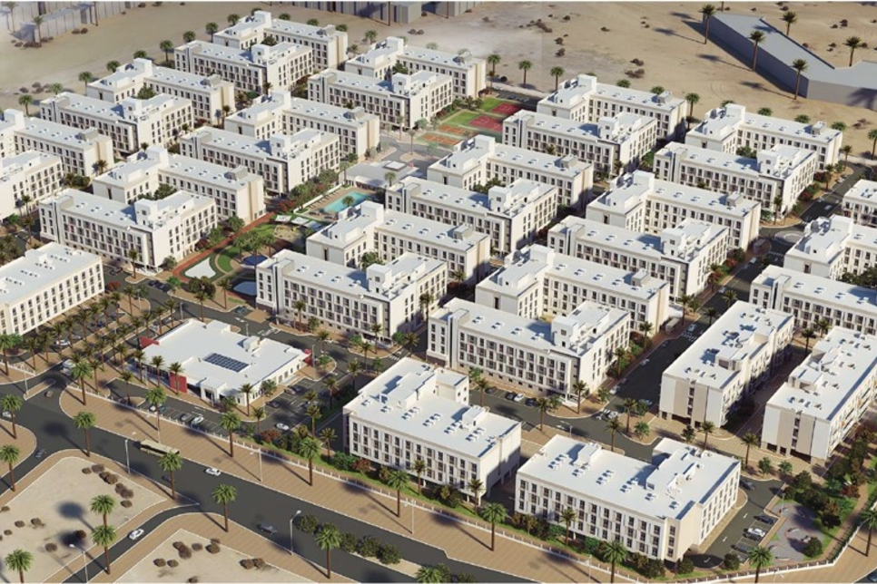 Wasl's Warsan 60% complete, set for pre-Expo 2020 Dubai handover