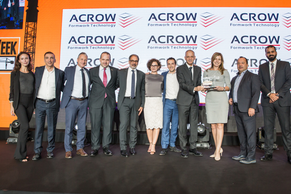 CW Awards 2019 Preview: Acrow confirmed as Category Sponsor