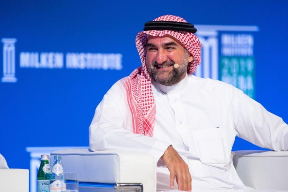 Aramco's Al-Rumayyan replaces Eng Khalid Al-Falih as Ma'aden chairman