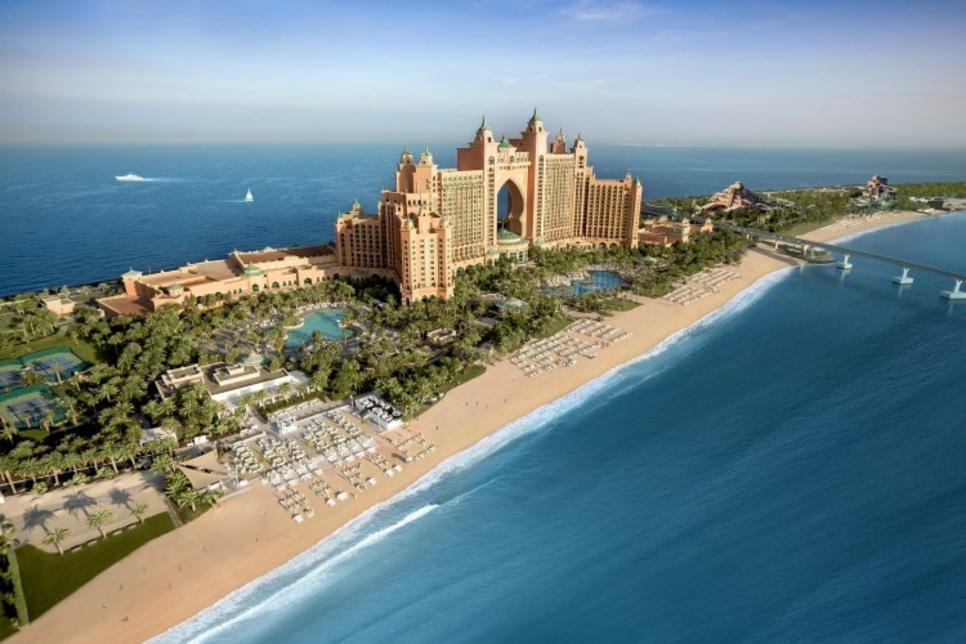 Dubai's Atlantis the Palm to open White beach club in Nov 2019